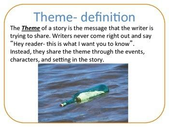universal themes in literature pdf theme in literature presentation by tools for teachers by