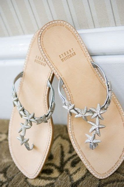starfish sandals wedding 93 best images about flip flops sandals on