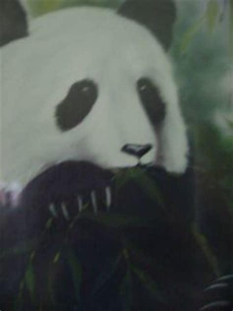 bob ross painting panda ross painting on popscreen