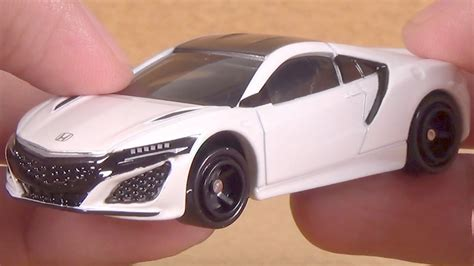 Tomica Limited Honda Nsx R tomica 43 honda nsx limited edition diecast car unboxing