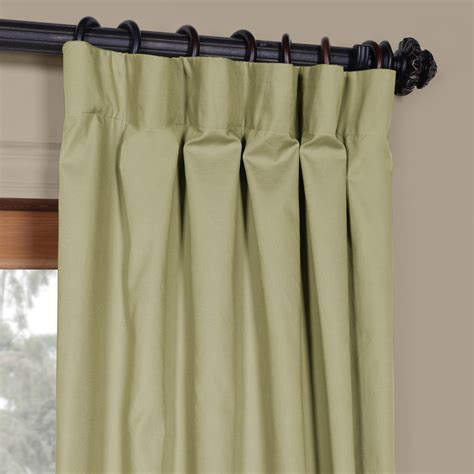 moss colored curtains mountain moss solid cotton curtain and drapes