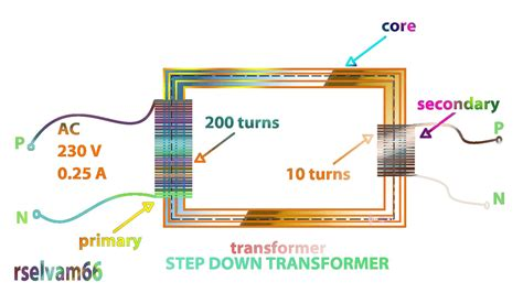 ac transformers wiring diagram transformer protection