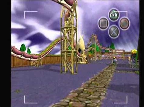 theme park world ps2 theme park world ps2 gameplay youtube