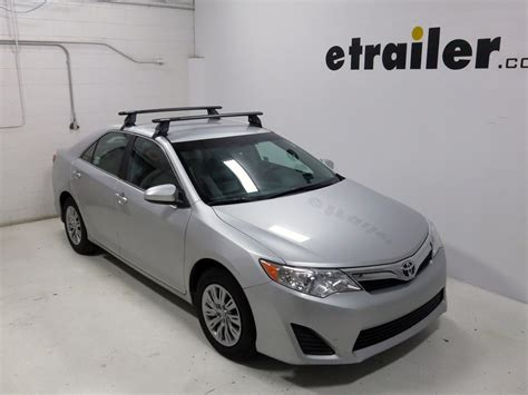 Toyota Camry Roof Rack System Roof Rack For 2012 Camry By Toyota Etrailer