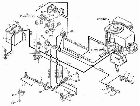 Electrical Wiring Diagram Swisher Mowers Wiring Diagram