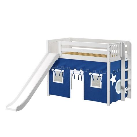 mid loft bed maxtrixkids boogie22 wp mid loft bed with straight