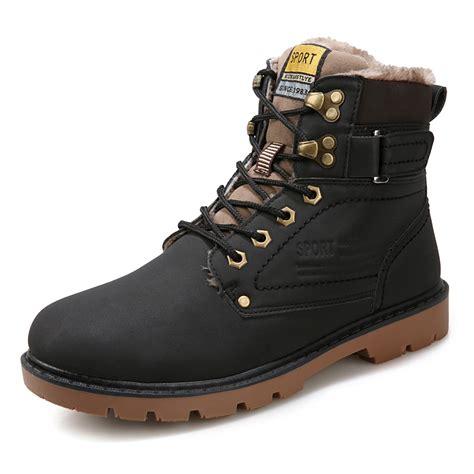 plush warm fur boots leather winter fashion 2015 brand