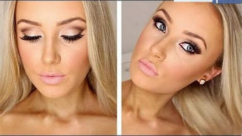 natural makeup tutorial zoella 56 best images about makeup on pinterest eyebrows