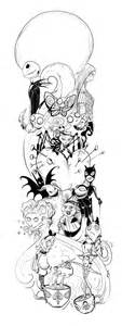 Tim Burton Fan Art By Atrstore On Etsy 50 00 Coloring Tim Burton S Nightmare Before Coloring Pages