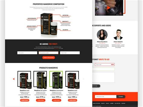 product landing page templates 75 free app landing page psd web templates utemplates