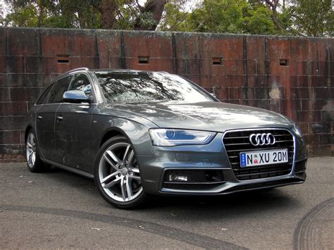 Audi A4 2012 Review by Audi A4 Avant Review Caradvice