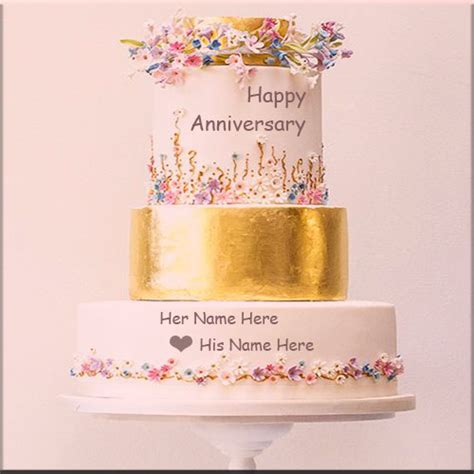 Wedding Cake With Name by Write Name On Greetings Cakes Posters Whatsapp Dps And