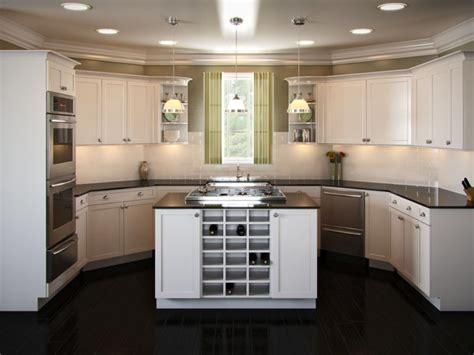 shaped kitchen designs  shaped kitchen designs small