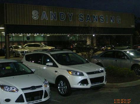 sansing ford sansing ford lincoln al 36526 car