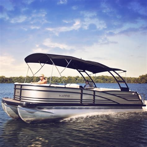 harris grand mariner 230 pontoon boat experience harris - Harris Pontoon Boat Bimini Top