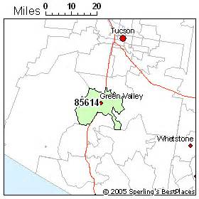 Green Valley Arizona Map by Best Place To Live In Green Valley Zip 85614 Arizona