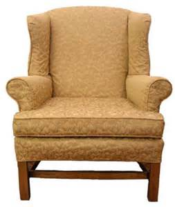 wing chair slipcover pattern free wingback slipcover pattern 1000 free patterns
