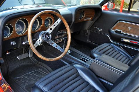 1969 Ford Mustang Interior by 1969 Ford Mustang Mach 1 Fastback 139080