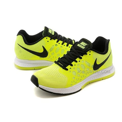 nike sneakers nike zoom pegasus 31 womens running shoes lemon yellow