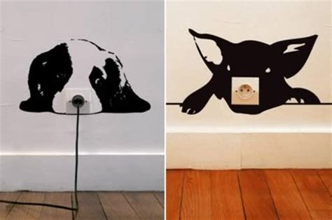 wall sticker outlet 12 most creative wall outlets and covers wall outlet