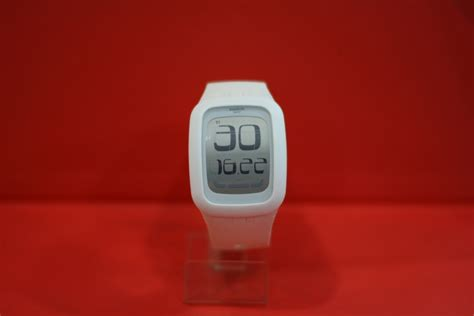Jam Tangan Swatch Touch swatch touch white surw 100 rncwatch