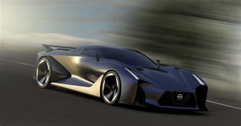 nissan gran turismo live photos and video of nissan s concept 2020 vision
