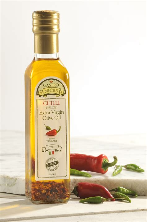 Red Wine Cabinet Chilli Infused Olive Oil Gastro Nicks