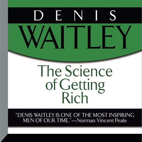 the science of getting download the science of getting rich audiobook by wallace d wattles read by denis waitley for