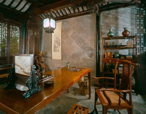 room discourse michael freeman photography ming scholar s study