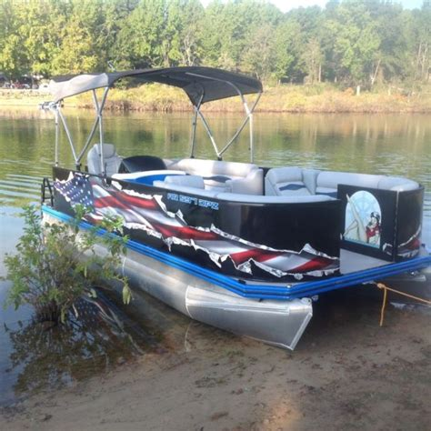 pontoon boats for sale by owner in arkansas custom pontoon boat for sale in mountain view arkansas