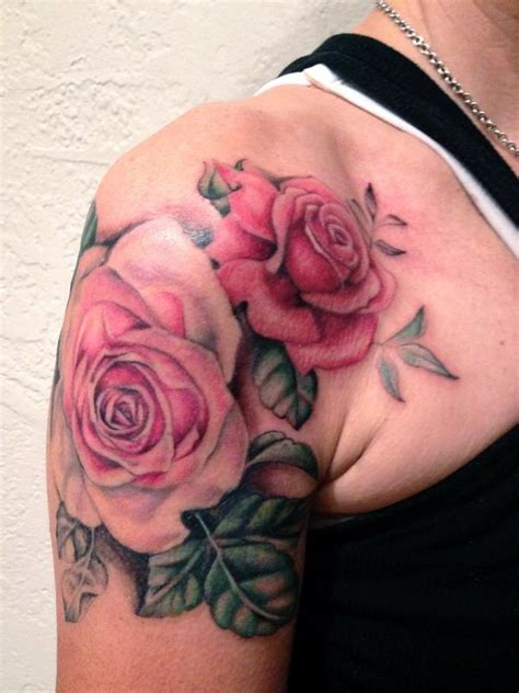 victorian rose tattoo roses by mallory swinchock tattoonow