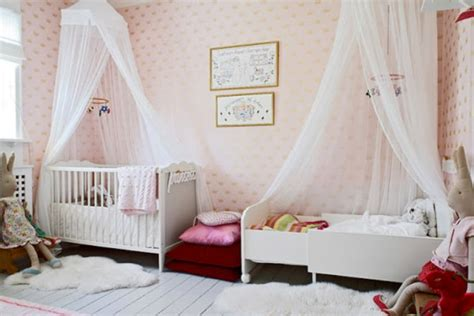 Shared Bedrooms by Room For Two 12 Beautiful Baby And Toddler Shared Bedrooms