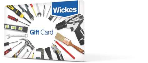 Perkins Gift Card Balance - wickes gift cards wickes co uk