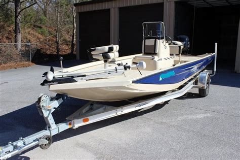 used aluminum bay boats for sale used aluminum fish boats for sale 7 boats