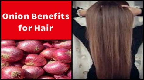 benefits of onion for hair onion for hair growth pyaz se banaiye apne baalo ko sundar