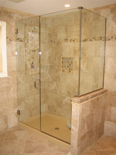 Custom Shower Enclosures In Northern Va Bathroom Shower Enclosures
