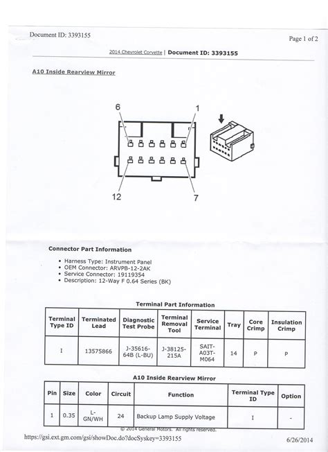 onstar fmv wiring diagram onstar mirror wiring diagram