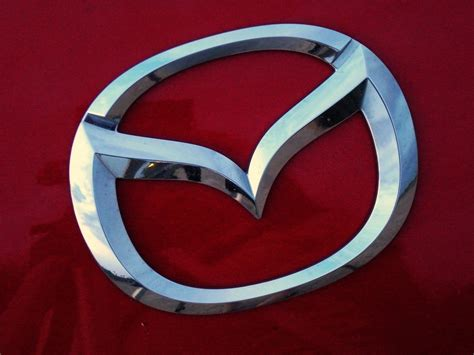 old mazda logo mazda logo similar to my other old photos i don t know