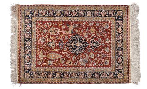 tappeto hereke tappeto anatolico hereke in seta xx secolo tappeti