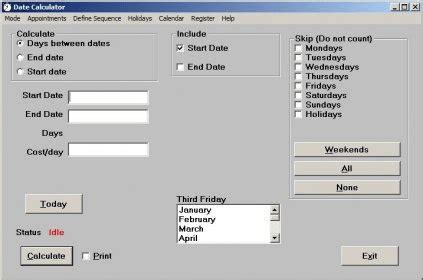 calculator exe date calculator calc exe изтеглете безплатно