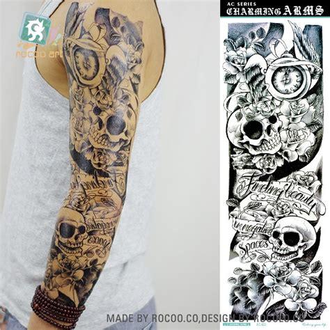 tattoo grand indonesia ac 023 2016 non toxique fleur super grand tatouages