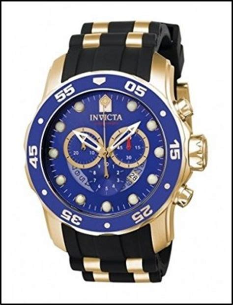 Invicta Bold invicta 6983 pro diver collection review bold chronograph polyurethane timepiece