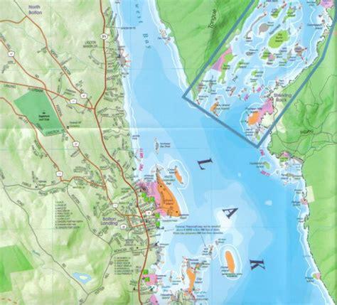 map of lake george ny lake george boaters map 171 jimapco