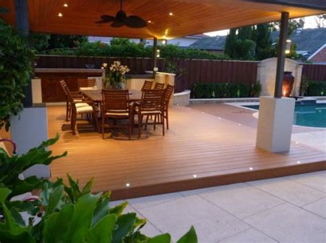timber deck design ideas  inspired