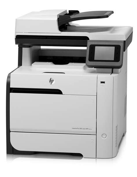 Printer Hp 300 Ribuan hp laserjet pro 300 color mfp m375nw copierguide