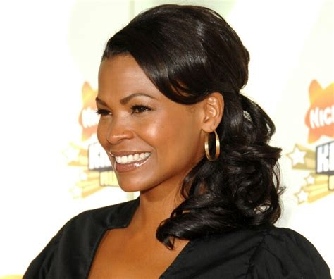 nia long weave styles 17 best images about side ponytail on pinterest keke