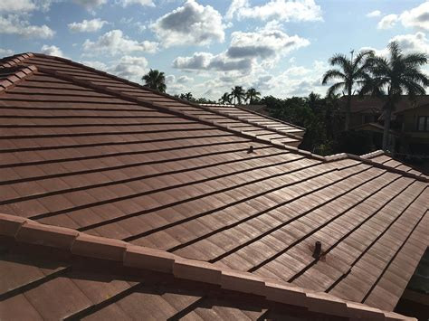 Flat Roof Tiles Miami General Contractor Gallery 187 Archive 187 6 300 Sq Ft Roof Replacement