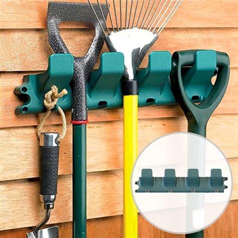 wall hanging tool kct wall mounted garden tool hanger