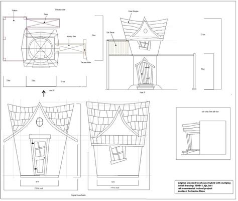 new crooked tree home blueprints play crooked