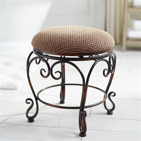 Stool For Vanity by Matchmaker For Bathroom Vanity Stools Home Design